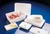 Instrument tray, melamine white, 5500 ml Melamine, white  Tray without lid, autoclavable  Lid...